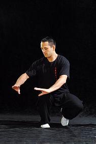 Andrew Austin Tai Chi teacher