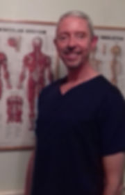Graham Pritchard sports massage therapist