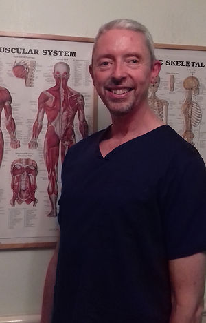 Graham Pritchard sports massage therapist