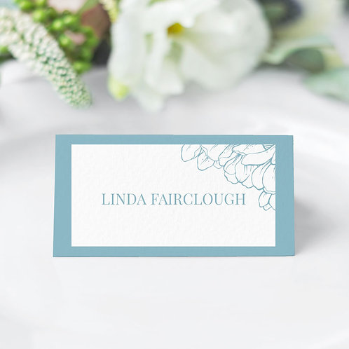 Magnificence Guest Name Cards