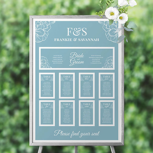 Magnificence Table Planner