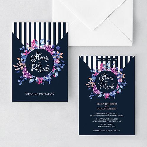 Florish Invitation