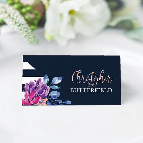 Florish Guest Name Cards