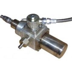 Счетчик жидкости для измерения объема при малых ра