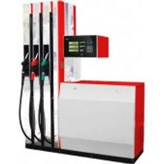 Топливораздаточная колонка Топаз-231 (6 рукавов, 3 вида топлива) 50л/мин