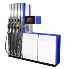 Топливораздаточная колонка Топаз-240 (8 рукавов, 4 вида топлива) 50л/мин