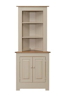 Large Corner Cabinet