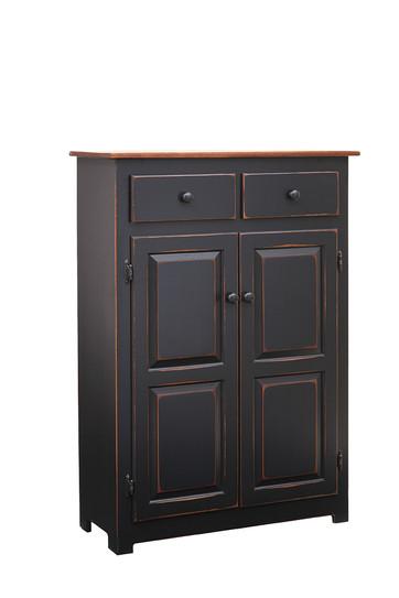Lancaster Cabinet Black
