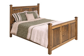 Shaker Queen Size Bed Frame
