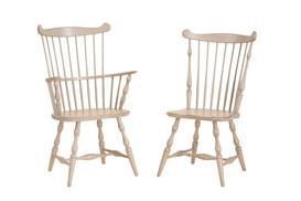 Nantucket Side/ Arm chair