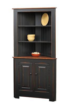 XL Corner Cabinet