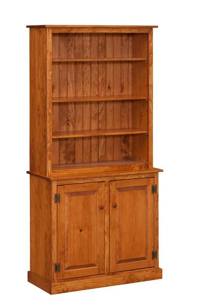 Step Back Bookcase
