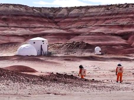 #229 - Building a Martian House - Mars Month 4