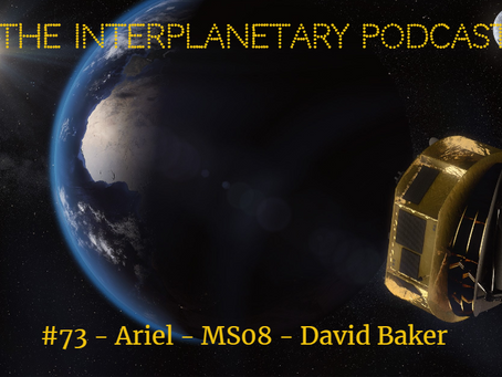 #73 Week in Space and David Baker