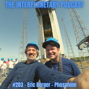 #203 - Eric Berger and Life On Venus