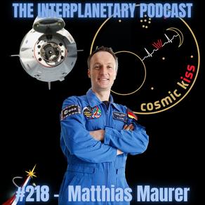 #218 - Matthias Maurer