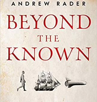 #159 - Andrew Rader - Beyond The Known.