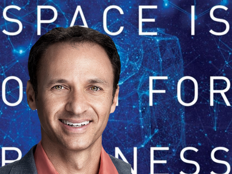 #199 - Robert Jacobson - Space is Open for Business