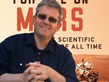 #186 - Nicholas Booth - Mars and Other Space Adventures