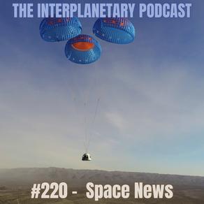 220 - Space News