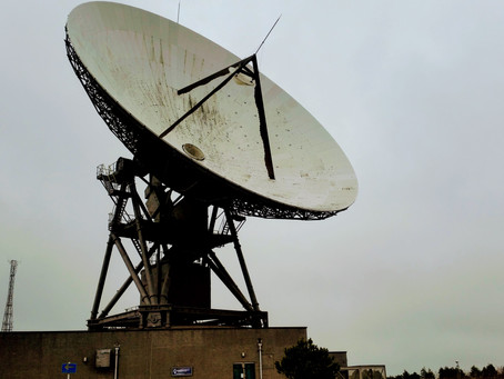 Podcast 79 - The Goonhilly Visit and Magnetospheres on Spaceships