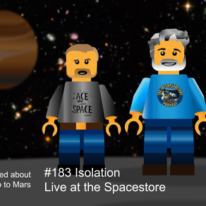 #183 - Isolation - Live at the Spacestore