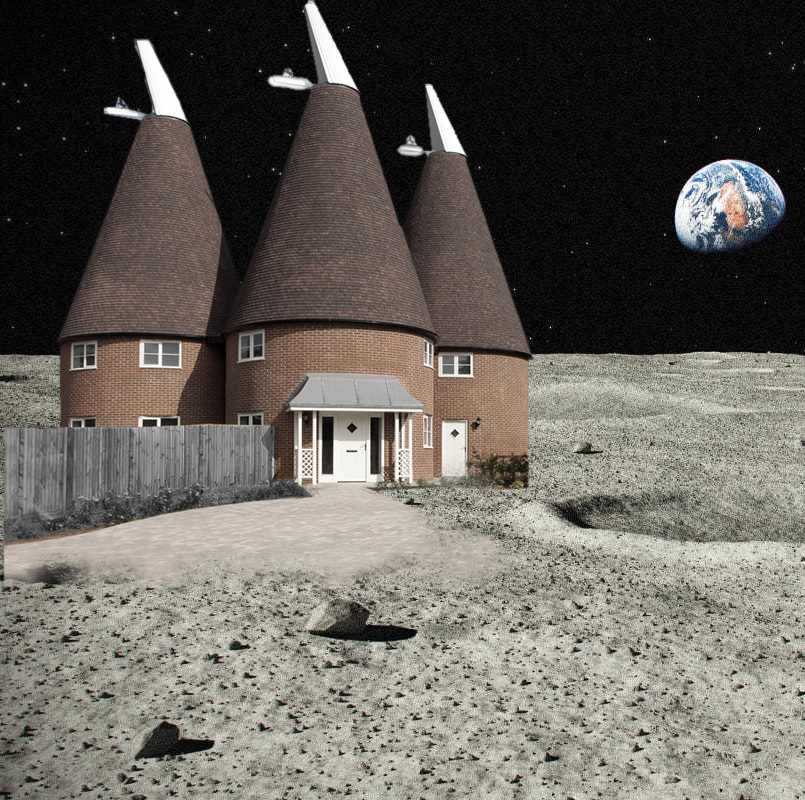 Oast House in Space