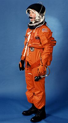first used on STS-26 (1988), post Challenger disaster. It was a partial pressure suit derived from a USAF model. It was used from 1988 to 1998.