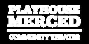 Playhouse Merced Logo White.png