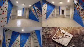 T-ROCK boulder falépítés   Hódmezővásárhely