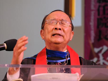 Rev.Liu 80 year old celebration !
