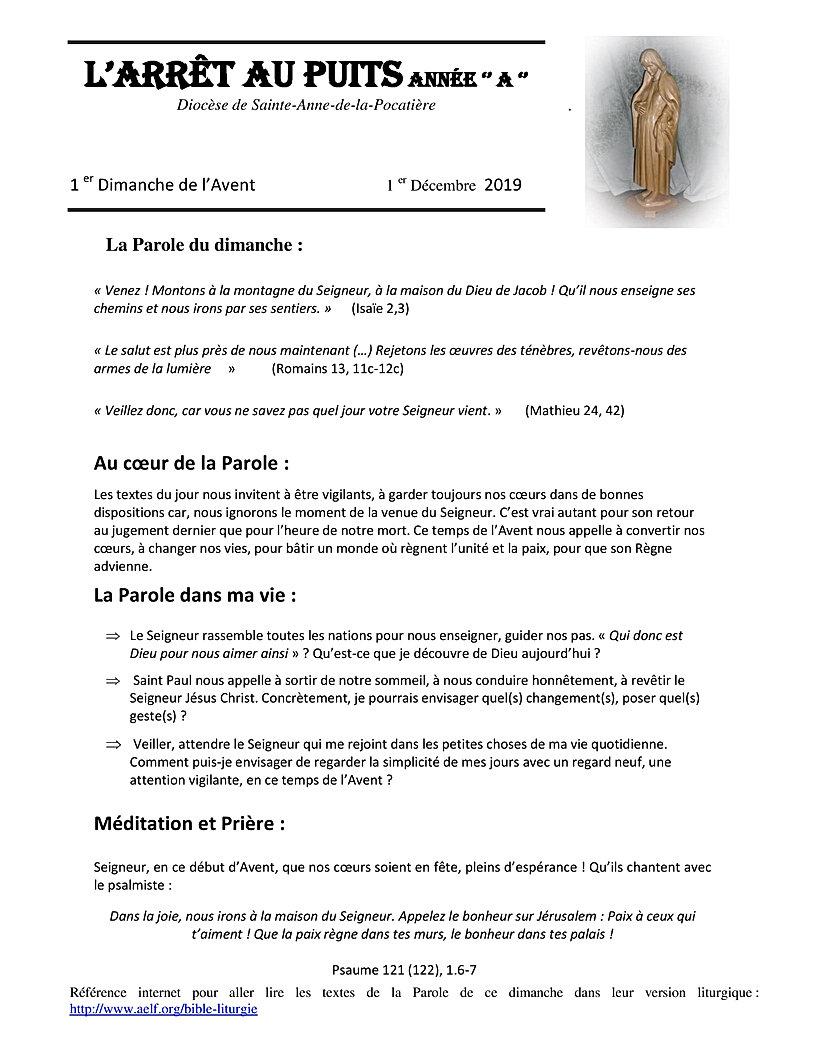 1er dimanche de l Avent A 2019-page-001.