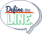 Define the Line logo