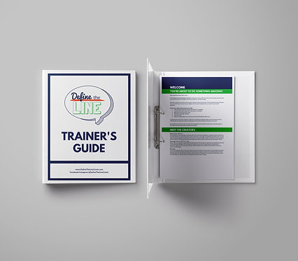 Define the Line Trainer's Guide