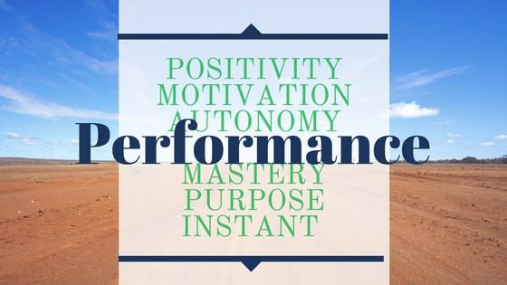 Performance Managment motivation