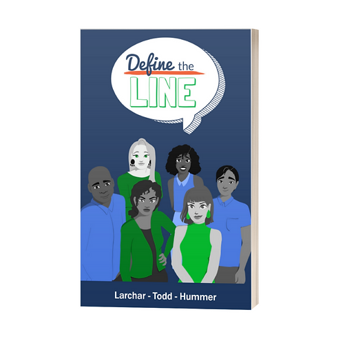 Define the Line Comic Book (PRINT version)