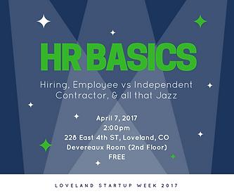 HR Training Loveland