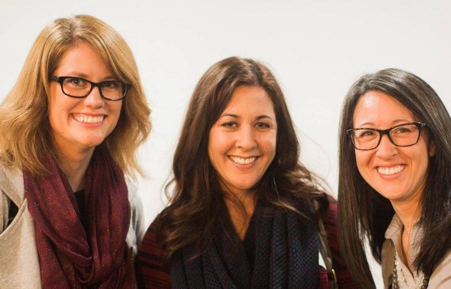 Nikki Larchar, Nora Cook, Tina Todd