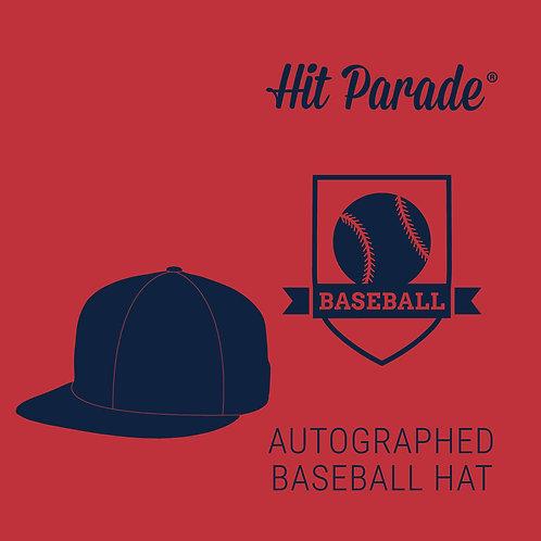 Autographed Baseball Hat Hobby Box