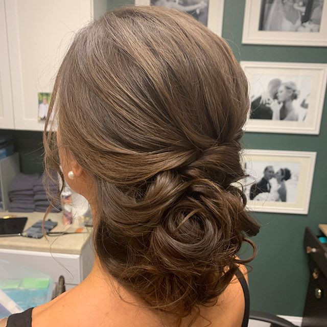 A closer look at one of my bridal trial