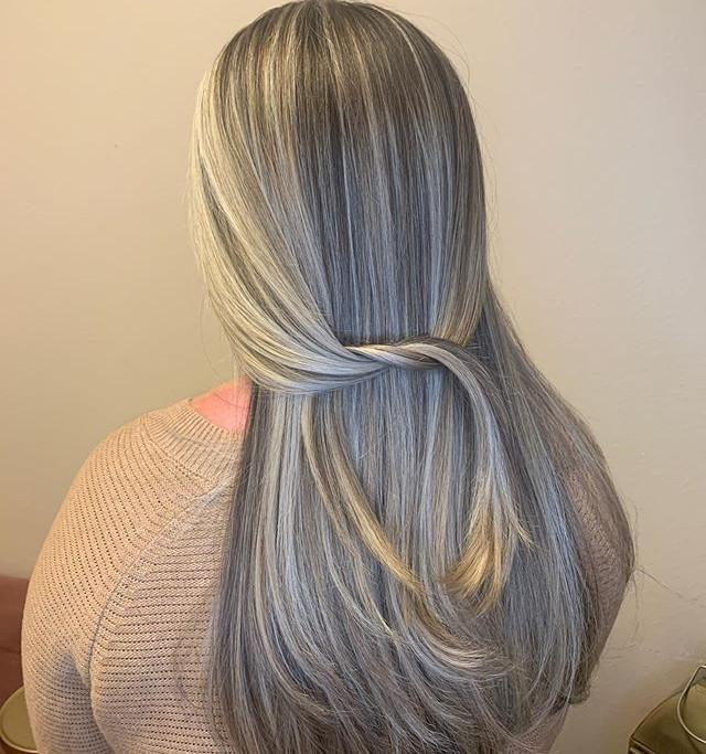Blonder...