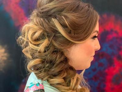 Side braid -Mermaid Hair 🧜🏼♀️ The mor