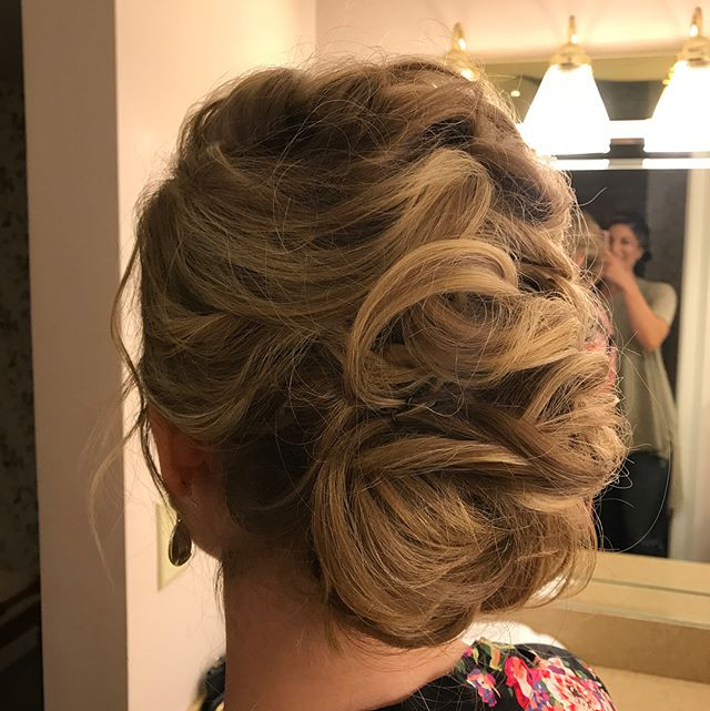 Some updo inspiration ⭐️