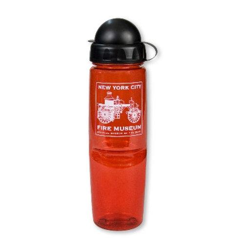 Fire Museum Water Bottle