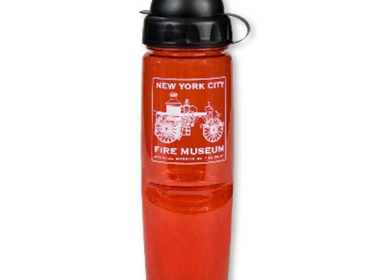 Fire Museum Water Bottle