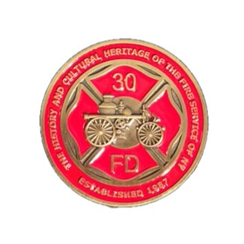 Museum Challenge Coin