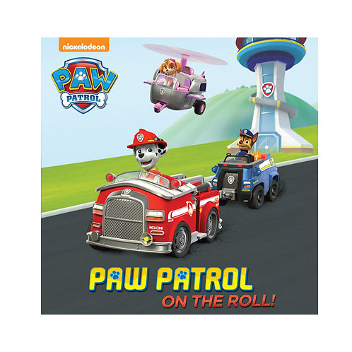 Paw Patrol: On the Roll!