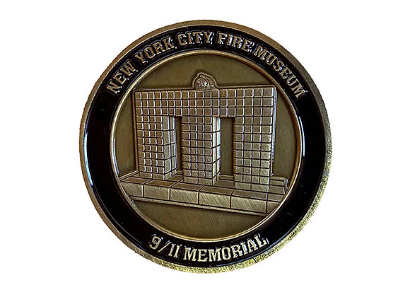 9/11 20th Anniversary Challenge Coin