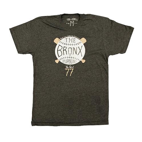 Bronx is Burning T-Shirt