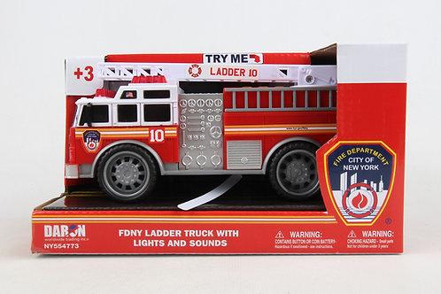 """FDNY Fire Truck 7"""""""